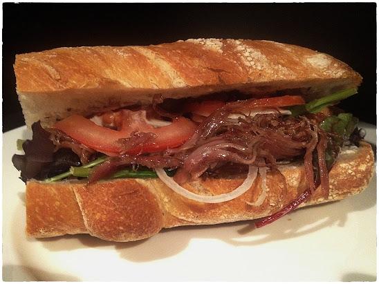 Confit de Canard - Sandwich