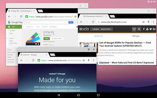 Parallel Windows for Nougat screenshot 6
