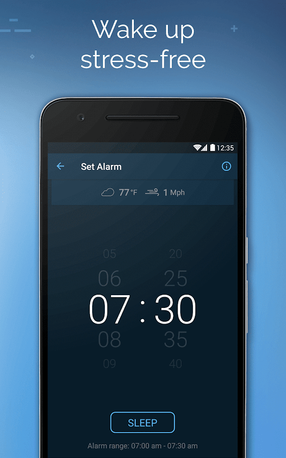 Good Morning Alarm Clock Pro Screenshot 2