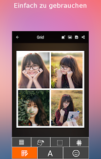 Foto-Collage, Foto-Editor android apps download