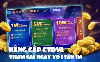 Screenshot of Texas Poker Việt Nam
