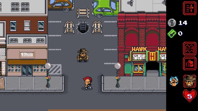 Stranger Things: The Game apk screenshot