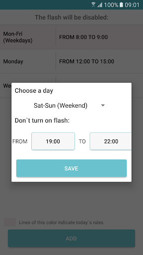 FlashOnCall - screenshot