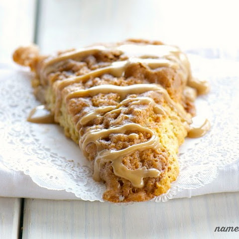 Cinnamon Crunch Vegan Scones