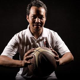 by Eko Probo D Warpani - Sports & Fitness Basketball ( model, modeling )