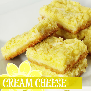 Lemon Cake Mix Bars With Cream Cheese Recipes