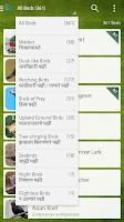 Screenshot of Indian Birds