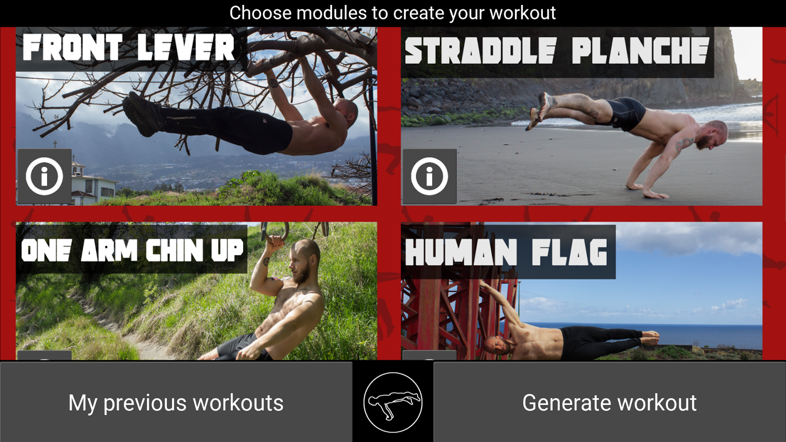 TrainingPal Screenshot 8