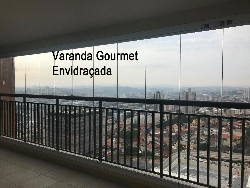 Apartamento à venda, 155 m² por R$ 1.150.000,00 - Anhangabaú - Jundiaí/SP