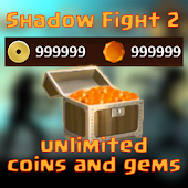 Gems for Shadow Fight 2 - prank