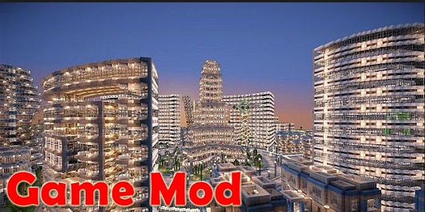 Make City Guide for Minecraft - screenshot