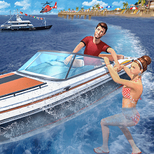 Lifeguard Beach rescue Training New App on Andriod - Use on PC