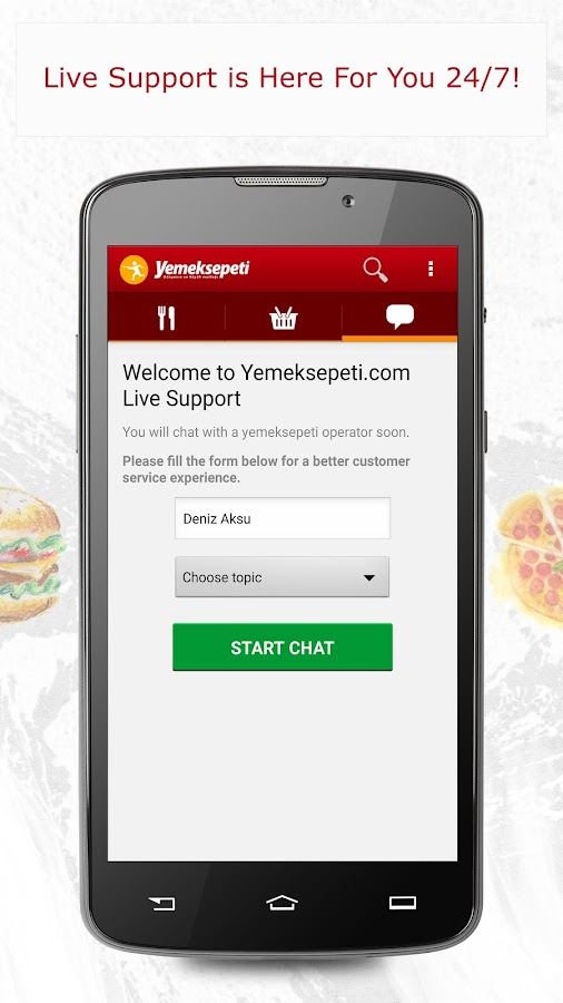 Yemeksepeti -Order Food Easily Screenshot 4