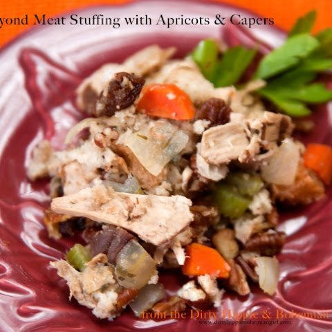 Beyond Chicken, Apricot & Caper Stuffing