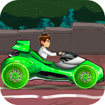 Ben Hill Car Racing For PC / Windows / MAC