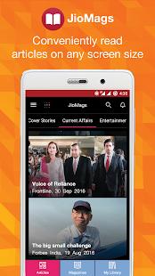Free Download JioMags - Premium Magazines APK for Samsung