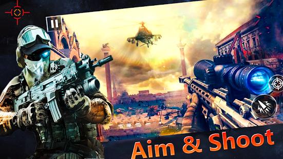 Sniper Gun Strike: Cover Target Elite Shooter 2020 for pc