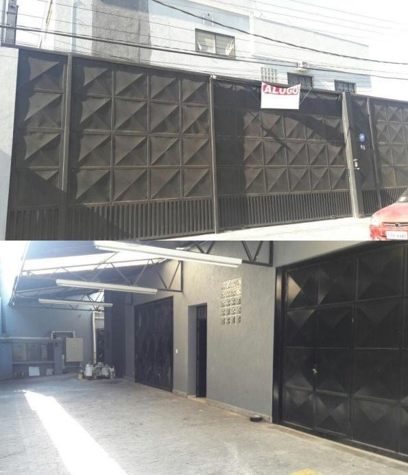 Galpão à venda, 570 m² por R$ 2.200.000 - Jardim São Vicente - Cotia/SP