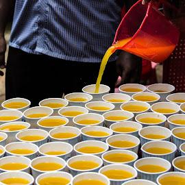 Mango Juice by Aneesh J R Jr - Food & Drink Alcohol & Drinks