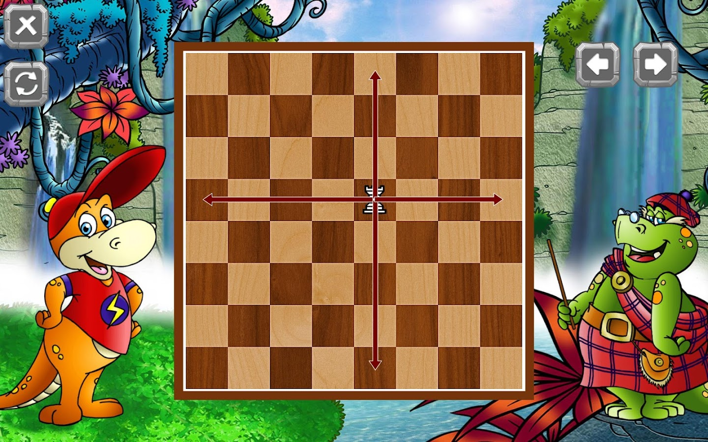 Dinosaur Chess: Learn to Play! Screenshot 7