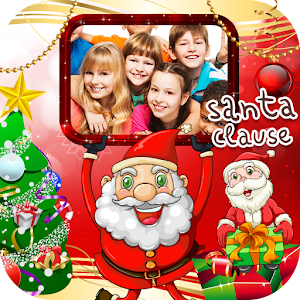 Download Santa Claus Photo Frames For PC Windows and Mac