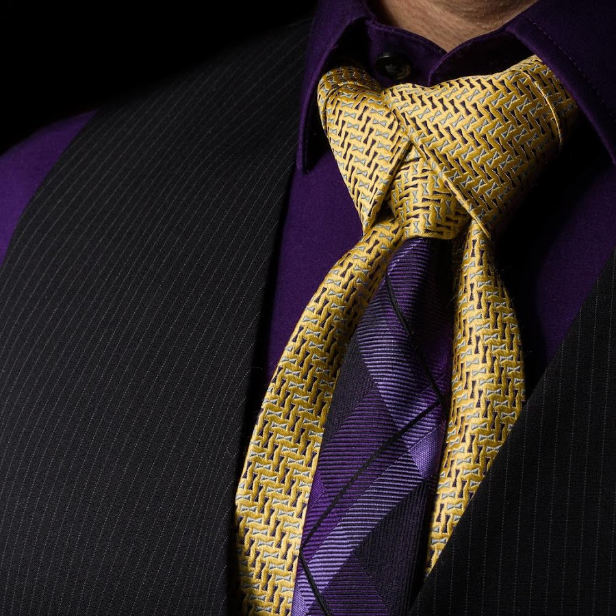 Most fashionable tie knot 100