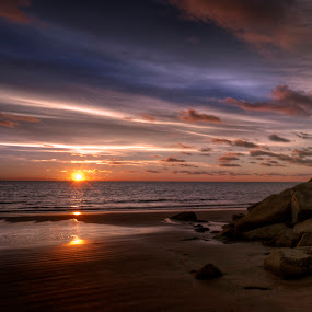 by Mohamad Sa'at Haji Mokim - Landscapes Beaches