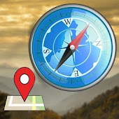 Compass For Android Icon