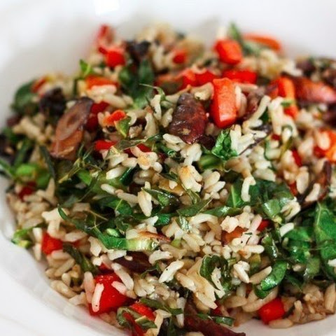 Aromatic Rice With Vegetables