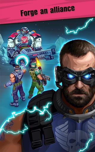 Evolution: Heroes of Utopia screenshot 2