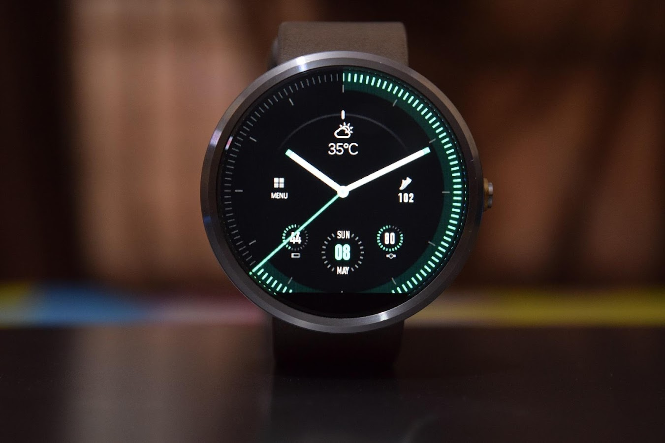 Minimus Interactive Watch Face Screenshot 11