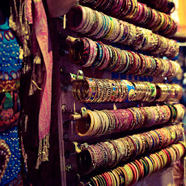 Bangles by Michael Mistry - Artistic Objects Clothing & Accessories ( festive, fashion, jewellery, goa, colors, festival, india, jewelry, fashion photography, jewels )