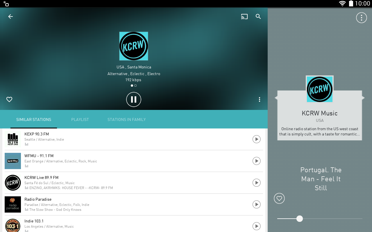 radio.net PRIME Screenshot 5