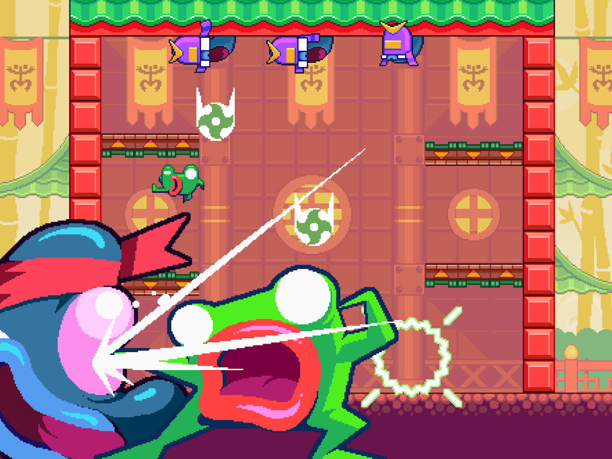 Green Ninja: Year of the Frog Screenshot 8