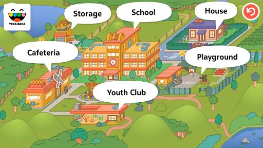 Toca Life: School screenshot 11