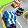 Blocky Car Driving APK for Ubuntu
