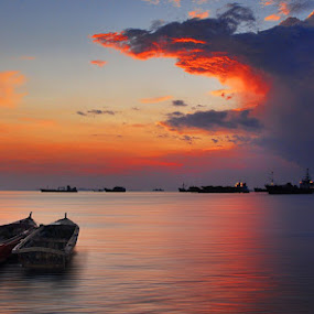 Ride to Heaven by Echi Amenk Fariza - Landscapes Waterscapes