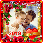Valentine's Day 2018 Photo Frames Icon