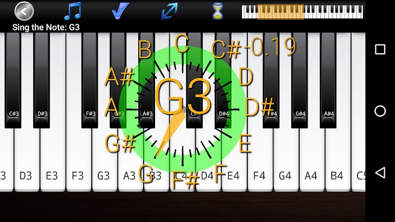 Voice Training Pro Screenshot 1