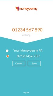 Moneypenny Clever Numbers - screenshot