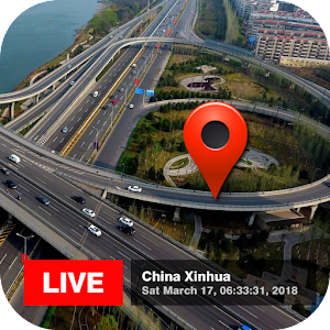Live Street View Live Satellite Map Planet Earth for PC-Windows 7,8,10 and Mac