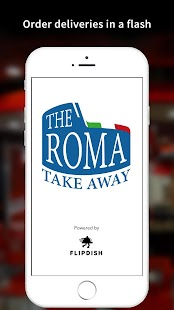 The Roma Takeaway - screenshot