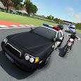 Police Car Drift Race
