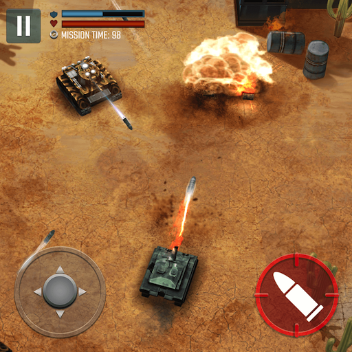 Tank Battle Heroes: World of Shooting APK Cracked Download