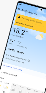 BOM Weather for pc