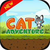 Cat Adventure : Run and Jump APK for Bluestacks
