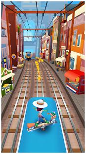 Subway Surfers apk screenshot