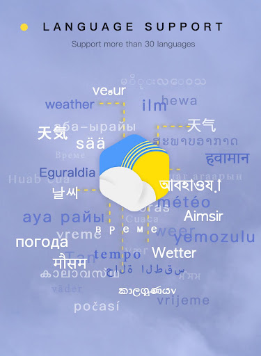 Amber Weather - Local Forecast - screenshot