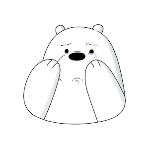 Ice Bear Sticker for WhatsApp For PC / Windows 7/8/10 / Mac – Free Download