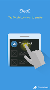 Touch Lock - Touch Blocker Screenshot